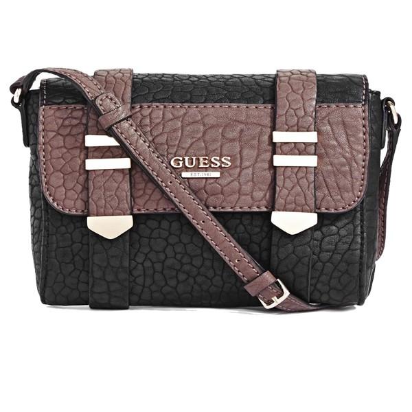 Dámská kabelka GUESS - černá