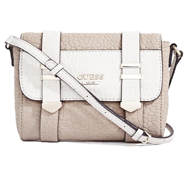 Dámská kabelka GUESS - natural