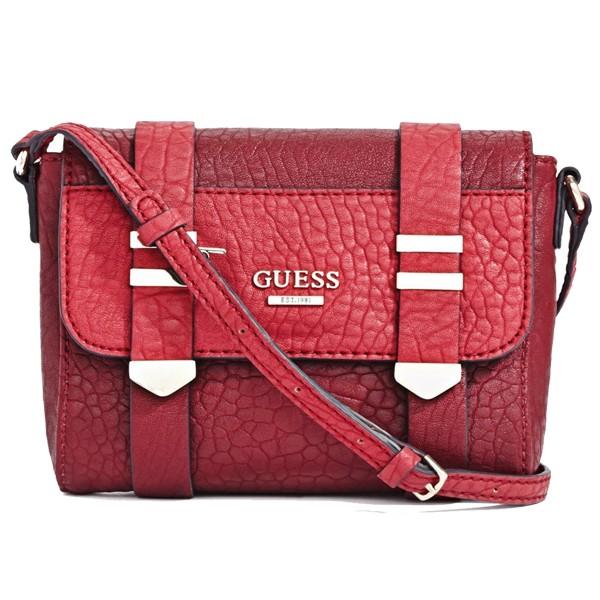 Dámská kabelka GUESS - červená
