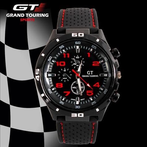 Pánské hodinky GRAND TOURING RED