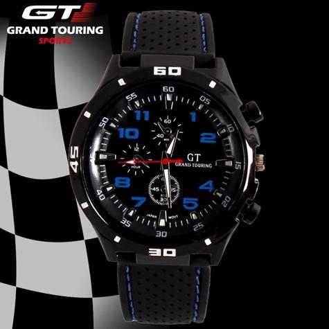 Pánské hodinky GRAND TOURING BLUE